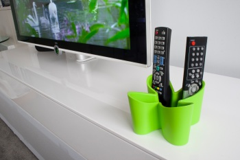 J-me Cozy Remote Storage - Green