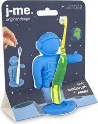 J-me Apollo Toothbrush Holder - Blue