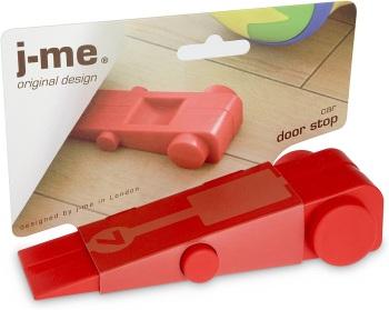 J-me Car Door Stop- Red
