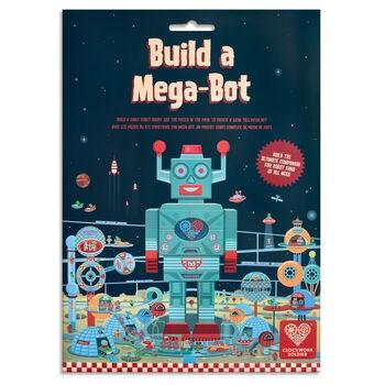 Clockwork Soldier Build a Mega-Bot