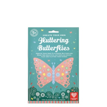 Clockwork Soldier Create your own Fluttering Butterflies