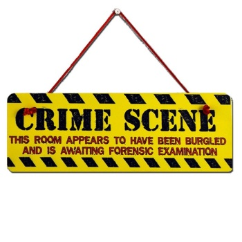 Angelic Hen - Crime Scene