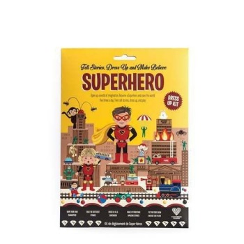 Clockwork Soldier Dress Up Kit - Superhero