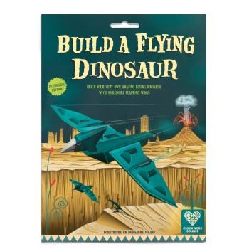 Clockwork Soldier Build a Flying Dinosaur