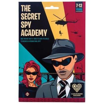 Clockwork Soldier Secret Spy Academy