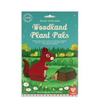 Clockwork Soldier Plant Pals - Woodland