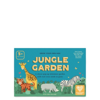 Clockwork Soldier Mini Jungle Garden