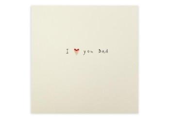 Ruth Jackson - I ❤️ you Dad