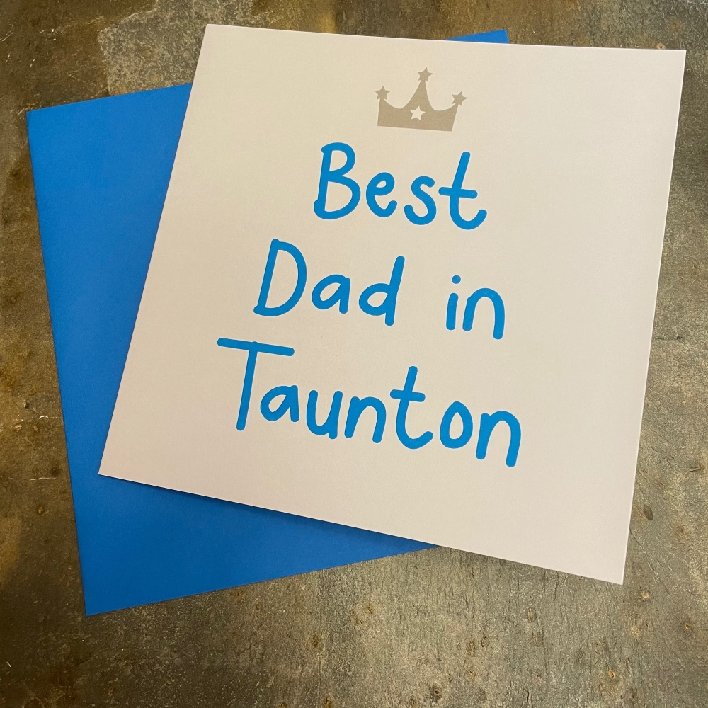Megan Claire - Best Dad in Taunton