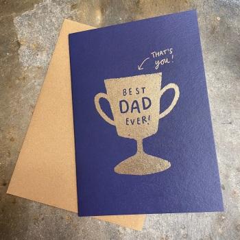 Ohh Deer - Best Dad ever