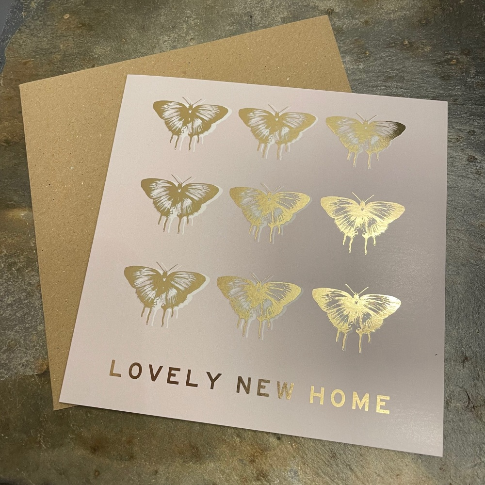 Lucy Ledger - Lovely New Home