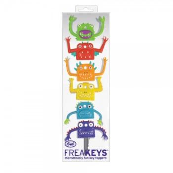 Fred - Freakey Key Covers