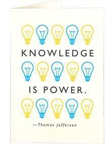 Archivist - Knowledge is power