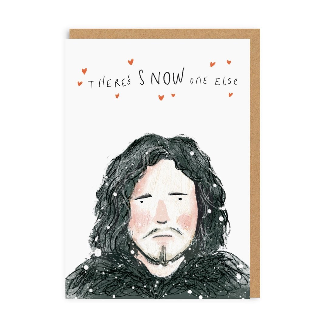 Ohh Deer - There's Snow one else