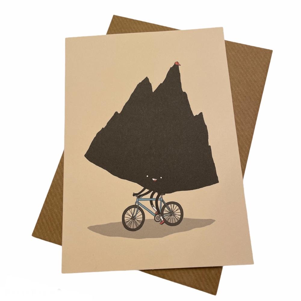 Ohh Deer - Mountain biking