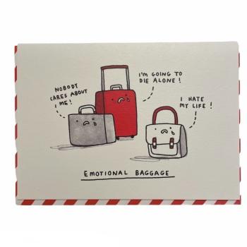 Ohh Deer - Emotional baggage