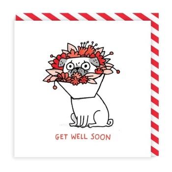 Ohh Deer - Get well soon