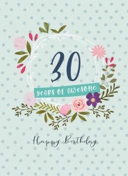 Emma Bryan - Happy Birthday 30 years of awesome