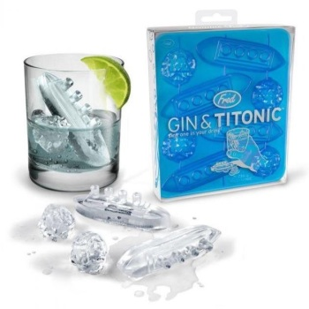 Fred - Gin and Titonic Ice Cube Tray