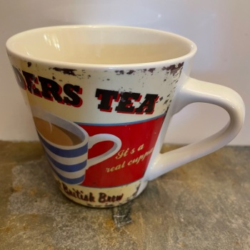 ECP Conical mug - Builders Tea