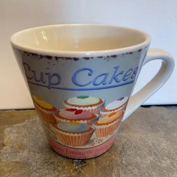 ECP Conical mug - Cupcakes