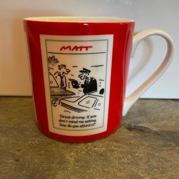 ECP Matt mug - Squiffy Middle