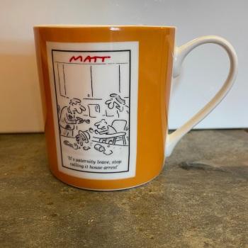 ECP Matt mug - Parenting