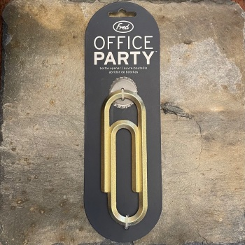 Fred Office Party bottle opener