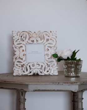 Retreat Home - Square Wooden Persia Frame