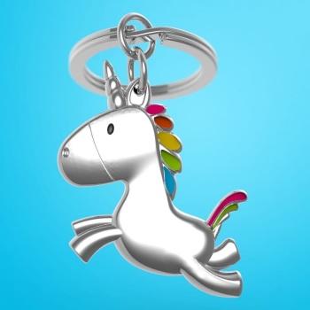 Oli Olsen - Unicorn keyring