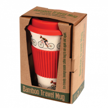 SALE! Rex Bamboo Cup - Le Bicycle