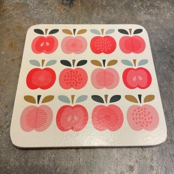 Rex Coaster - Vintage Apple