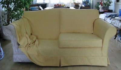 Removable Tailored Sofa Covers London