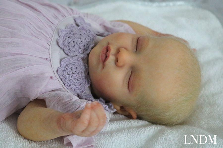 Realborn® Priscilla Sleeping 18