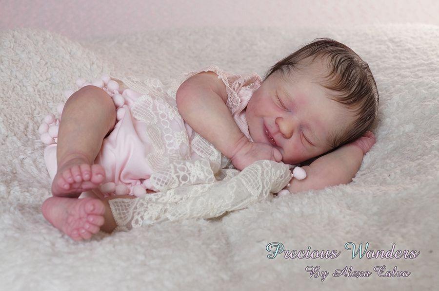 Realborn Kyrie sleeping - 19