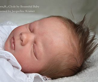 Realborn Clyde sleeping - 18