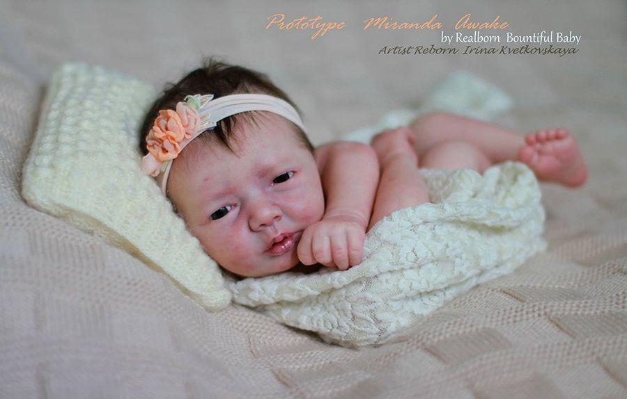 Realborn Miranda Awake - 19