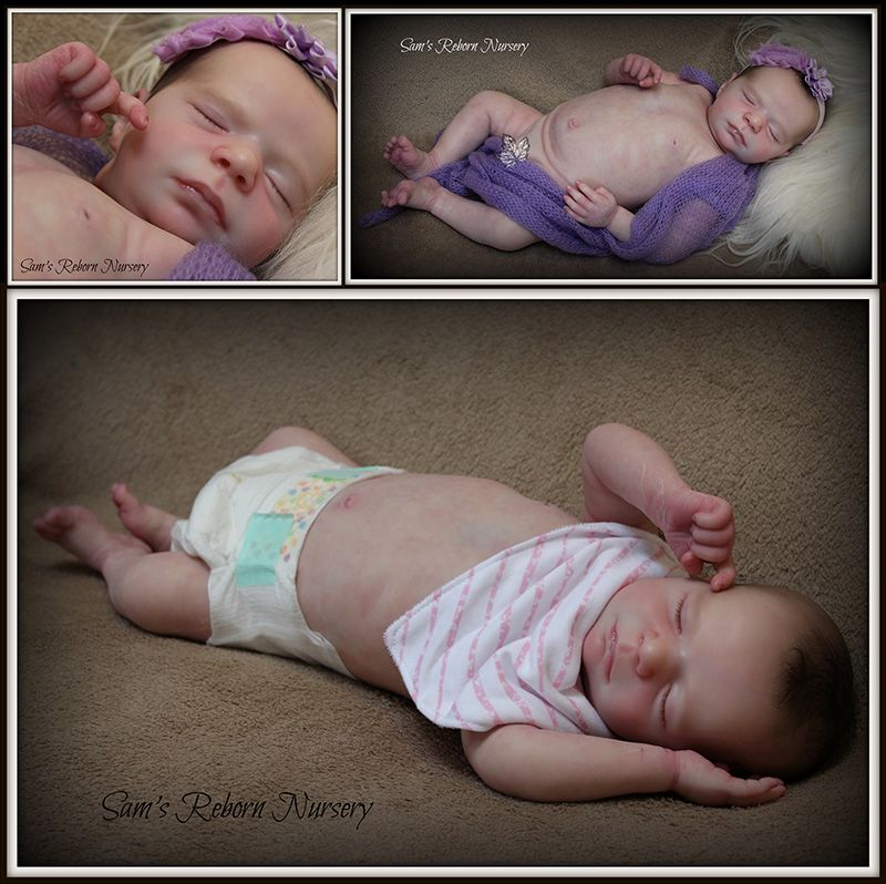 Madison Sleeping Realborn kit.
