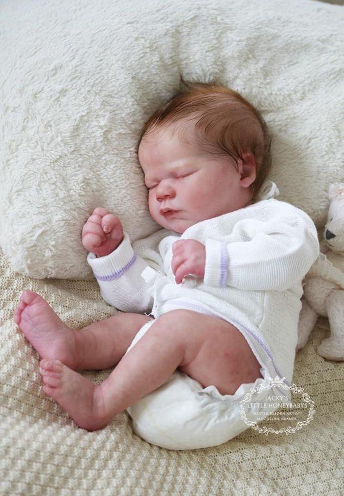 SECONDS - Lavender sleeping Realborn® 19