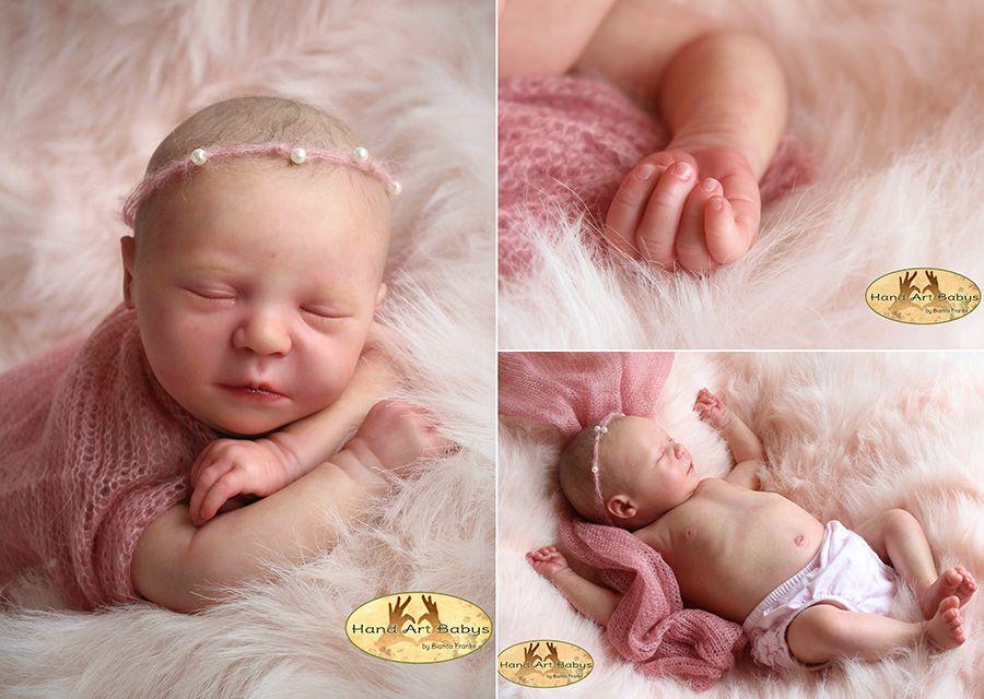 Realborn® Marissa Sleeping 19