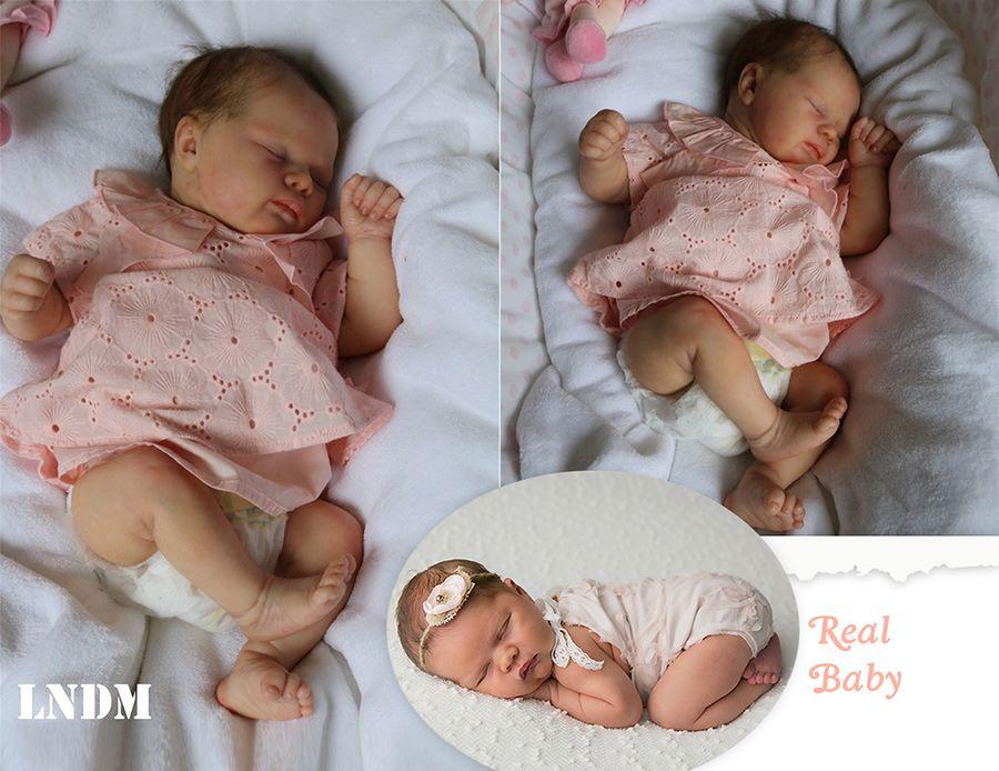 Realborn® Jade Sleeping kit. 18