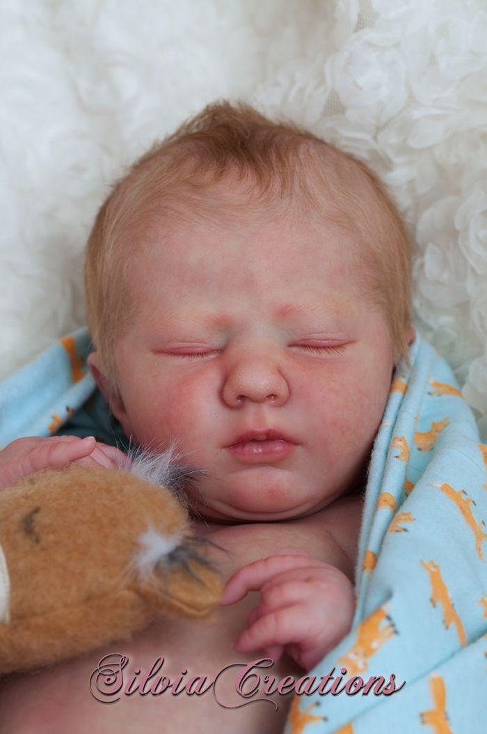 Realborn® Logan Sleeping (19.5