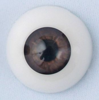 20mm eyes - Baby brown