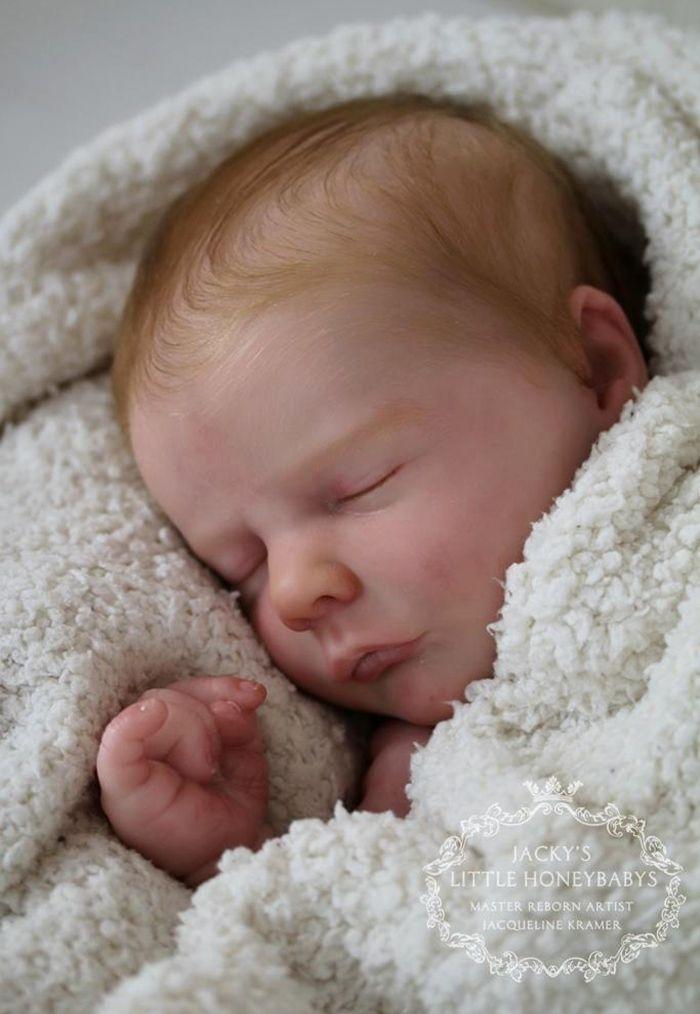 Realborn® - Reese Sleeping - 20