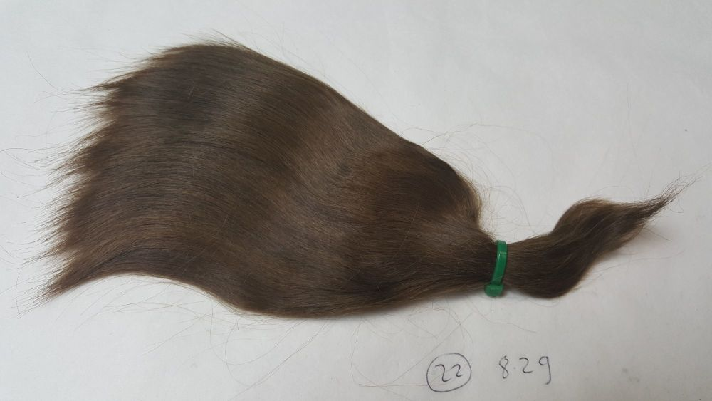 22 - Dark brown - Alpaca - 8.2g