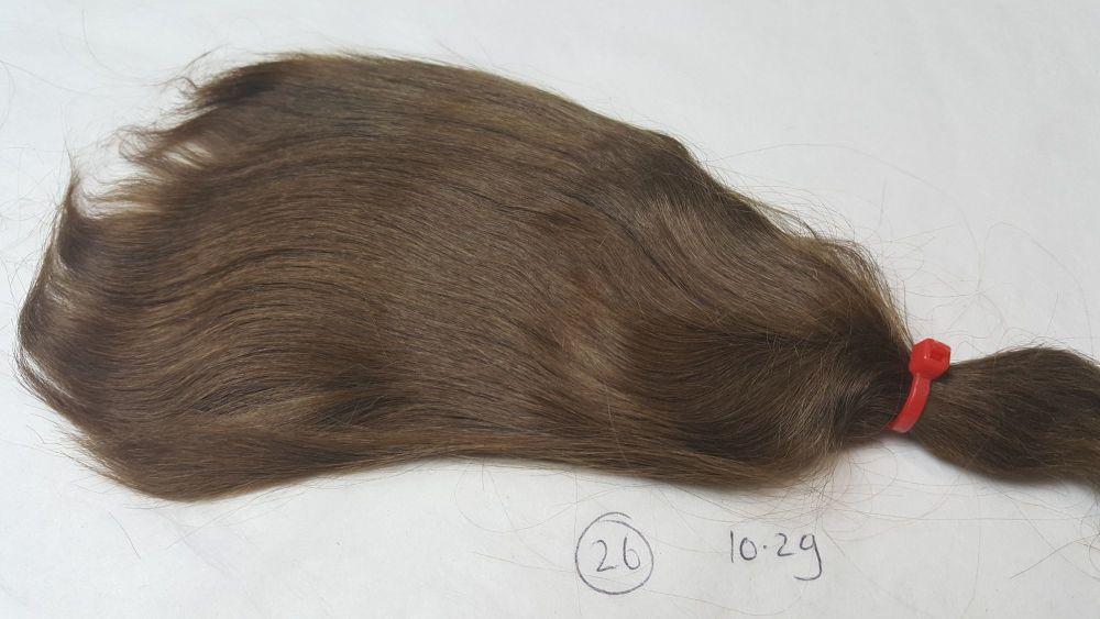 26 - Dark brown - Alpaca - 10.2g