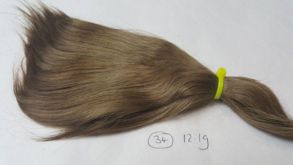 34 - Medium brown - Alpaca - 12.1g