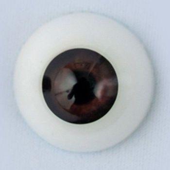 20mm eyes - Oriental brown -2229