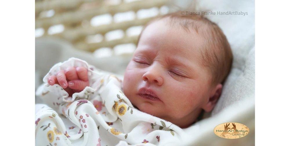 Realborn® Kelsey Sleeping (16