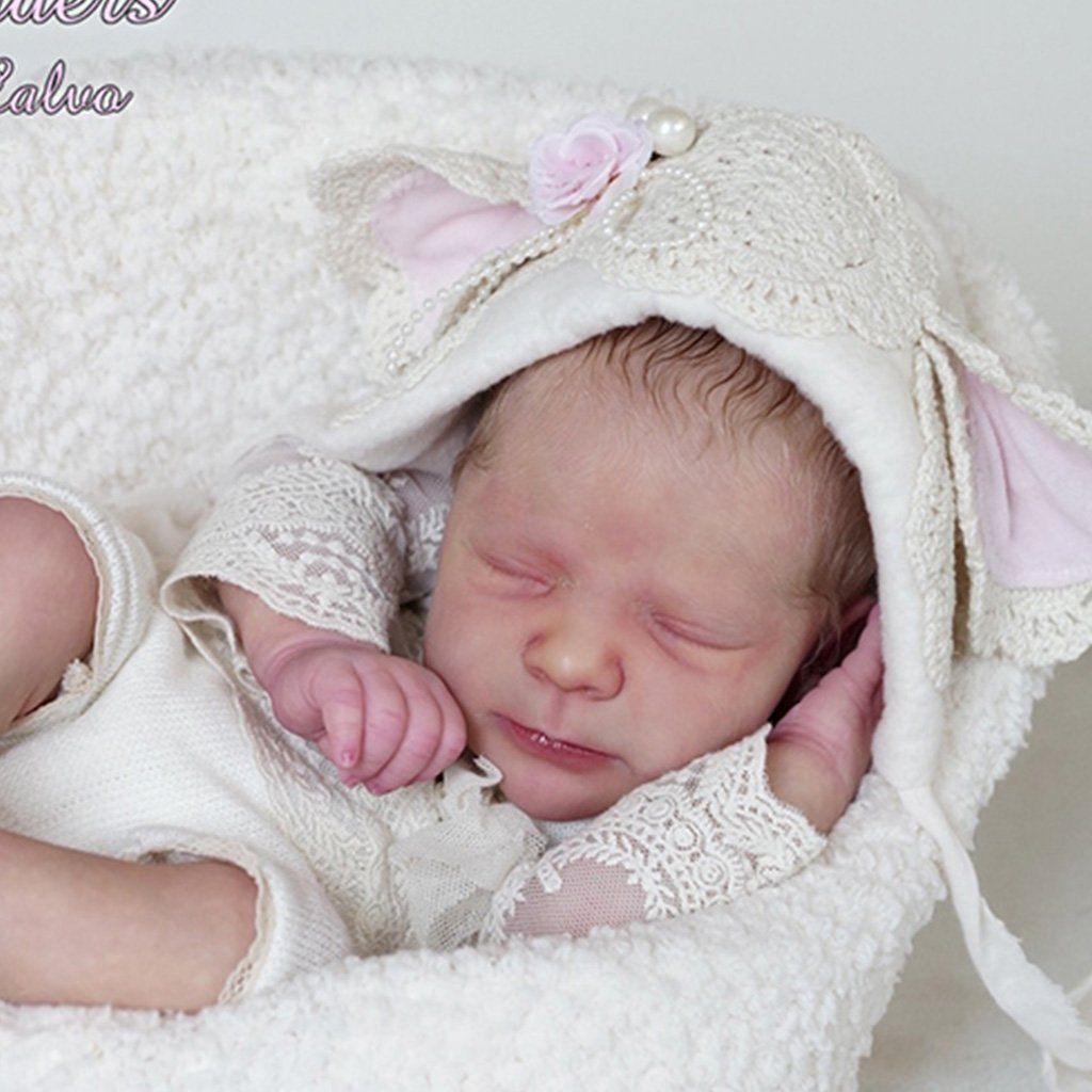 SECONDS Realborn® - Rebekah sleeping - 19